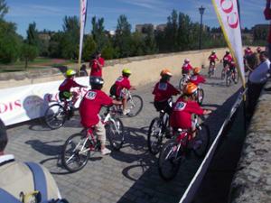 Vuelta Junior a España, Salamanca
