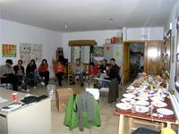 Centro Zahoz, jornada micológica en Cepeda