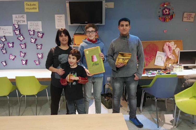 Ganadores del Torneo de Ajedrez Centro Joven Guijuelo