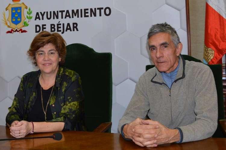 Alcaldesa y responsable de la estación de esquí de la Covatilla