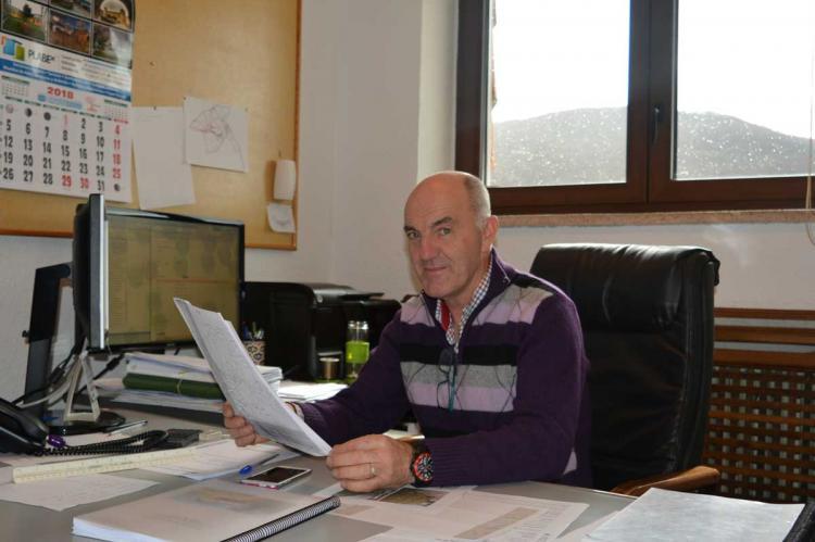 Alejandro Romero concejal de Obras