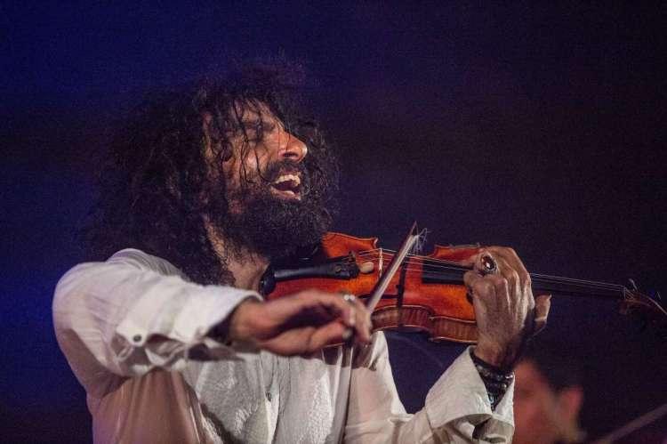 El violinista Ara Malikian actuará en Béjar