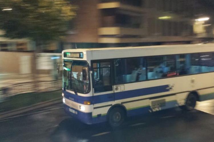 Autobús urbano de Béjar