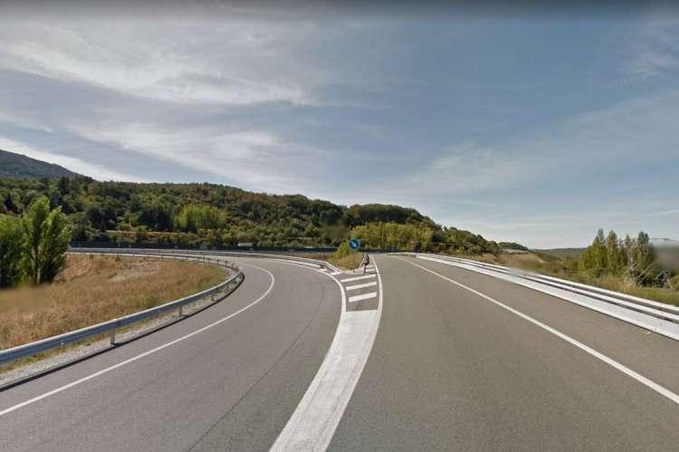 El delincuente fue interceptado en la A66 mientras era perseguido desde Béjar por la Policia Nacional