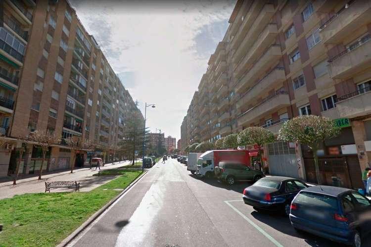 Avenida Alfonso VI , donde supuestamente se habrían producido los hechos