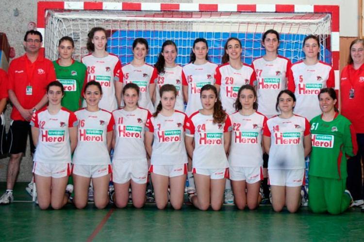 Las cadetes de balonmano de Castilla y León ya están en cuartos | i ...