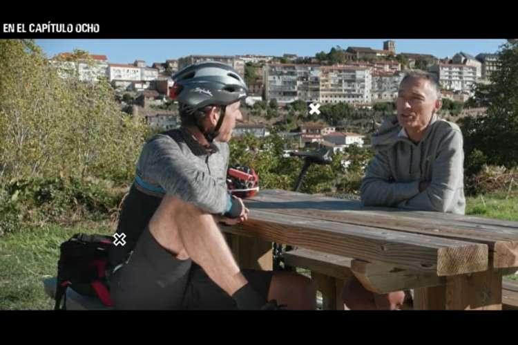 Frame de Diario de un ciclista con Laudelino Cubino
