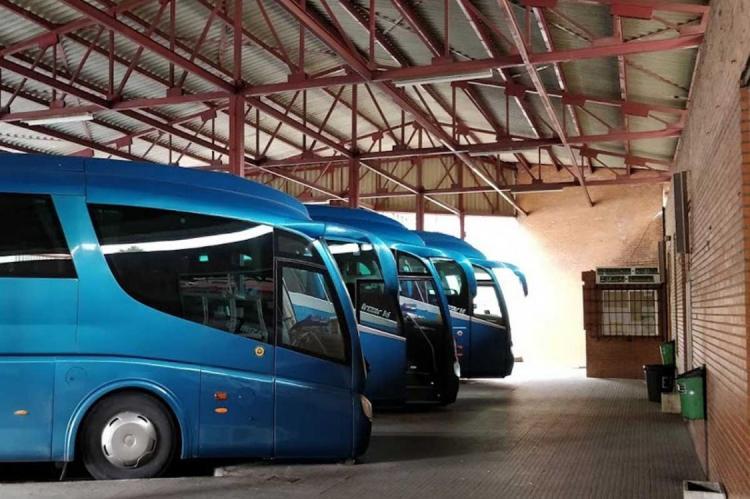 Estación de autobuses de Béjar