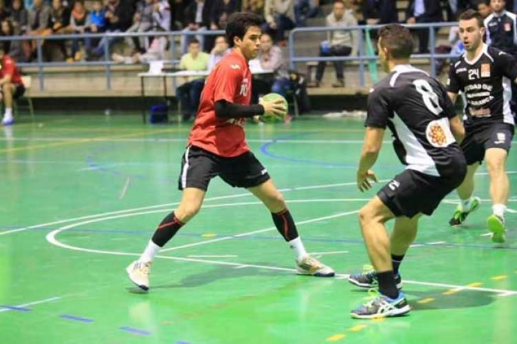 Balonmano en Béjar
