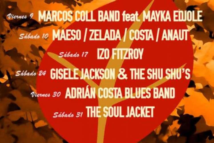 Cartel Festival de Blues