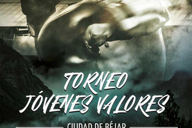 Cartel promocional Torneo Jóvenes Valores de Castilla y Léon