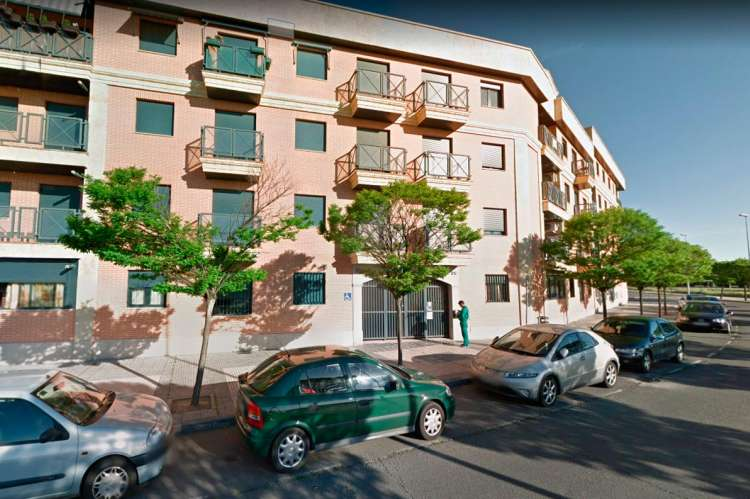 Calle Fortis Fortunio en Salamanca