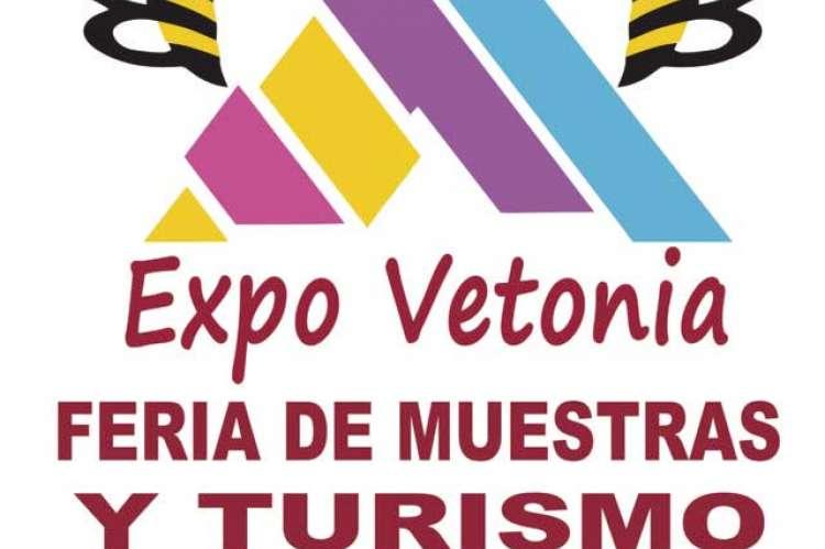 Cartel anunciador de Expovetonia 2019