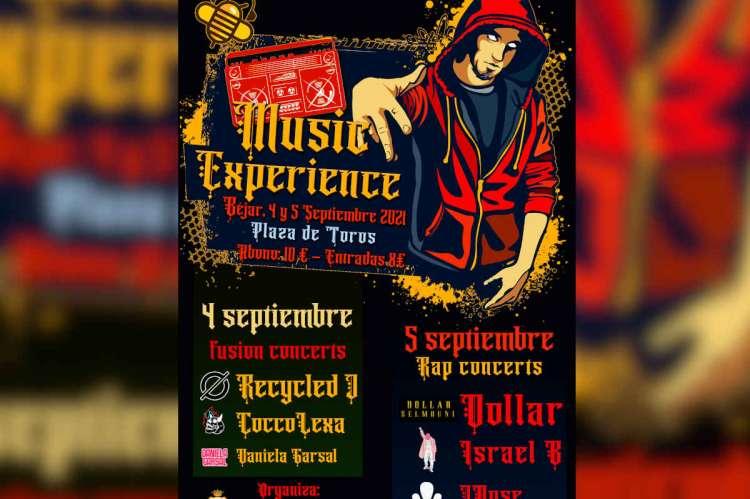 Cartel Music Experience Béjar