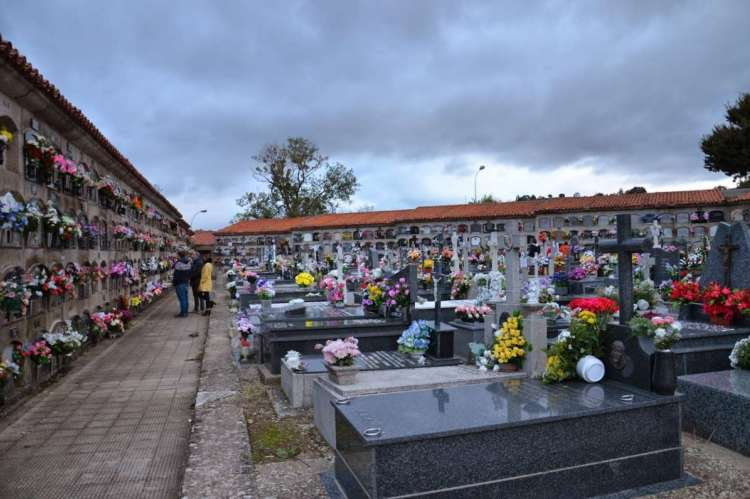 Cementerio San Miguel de Béjar
