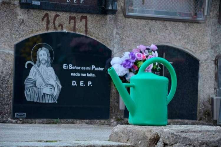 Imagen del cementerio San Miguel de Béjar