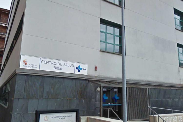 Edificio Centro de Salud María Auxiliadora de Béjar
