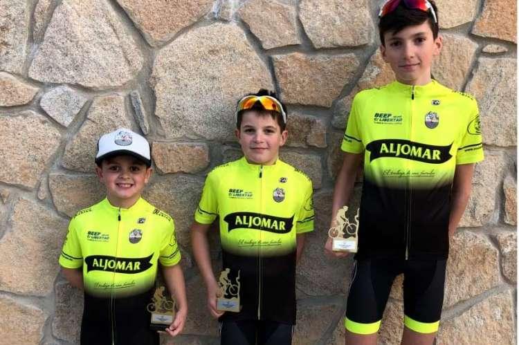 Ciclismo Jamones Aljomar Moises Dueñas