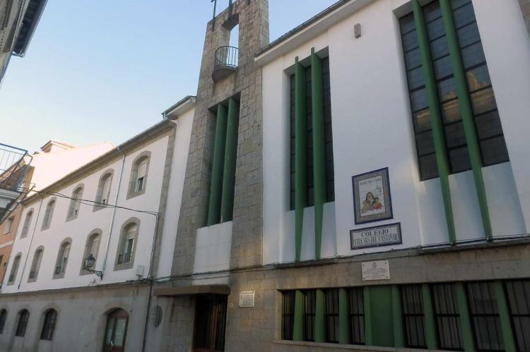 Colegio Nuestra Señora del Castañar, Béjar