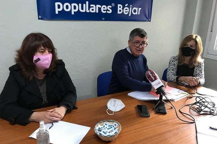Concejales del PP, ARCHIVO