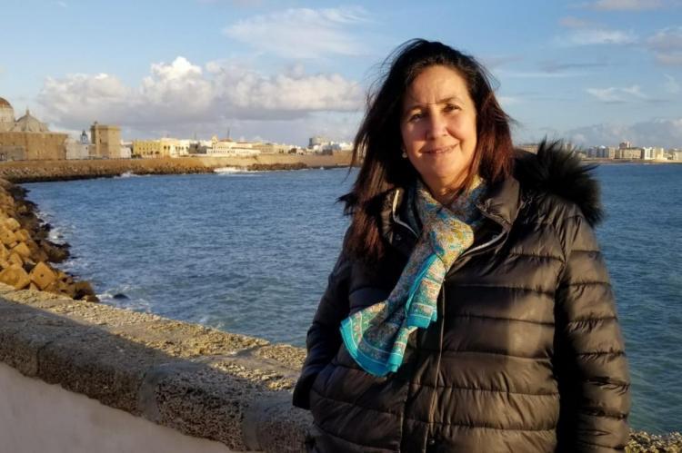 Concepción Oñate Regojo, ponente de la Universidad de la Experiencia