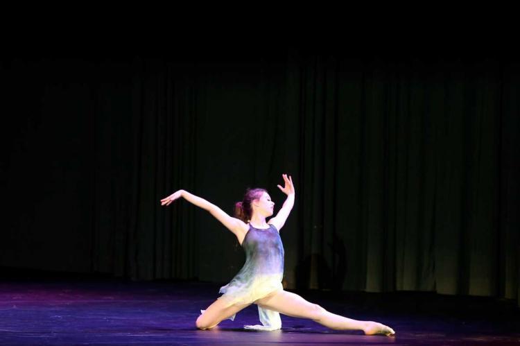Concurso Nacional de danza