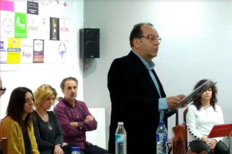 Concurso Literario del Casino Obrero de Béjar, presentación Ramón Hernández