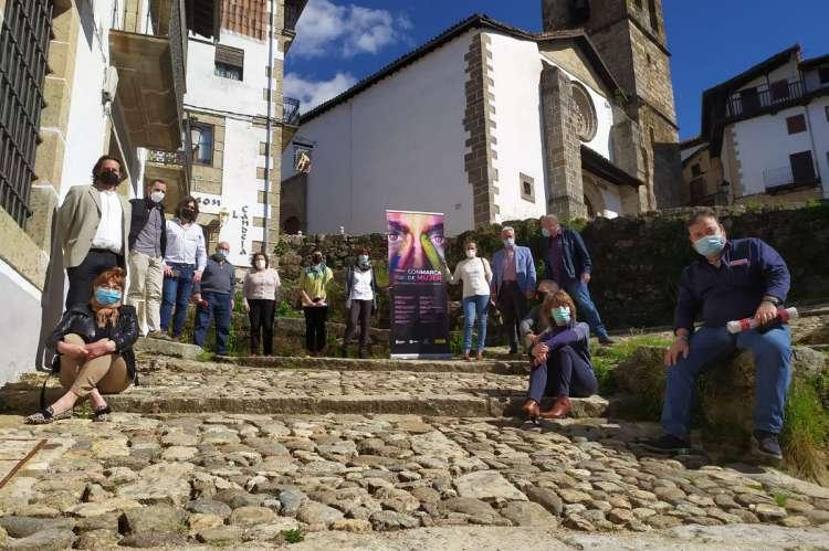 Presentación del I Festival ConMarca de Mujer