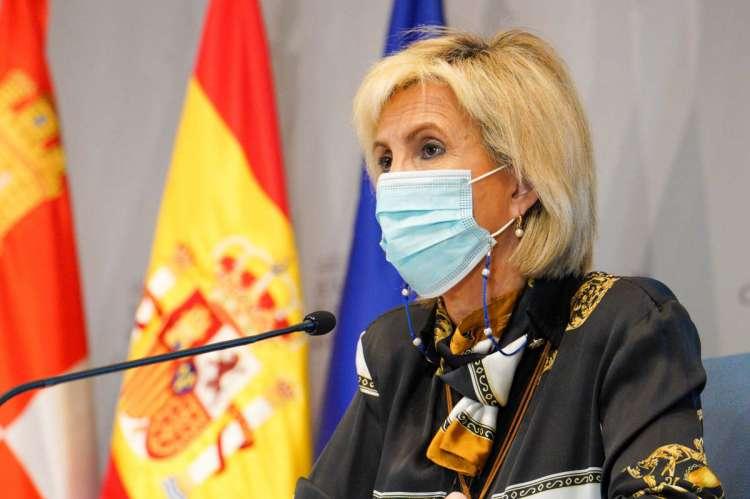 Consejera de Sanidad tras el Consejo de Gobierno