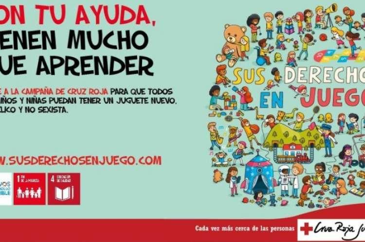 Cartel promocional de la campaña