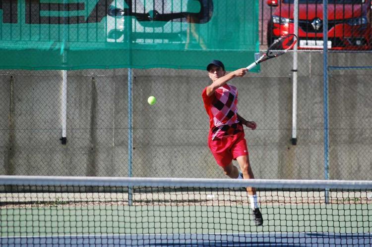 Imagen de cuadros finales Open de Tenis Ciudad de Béjar