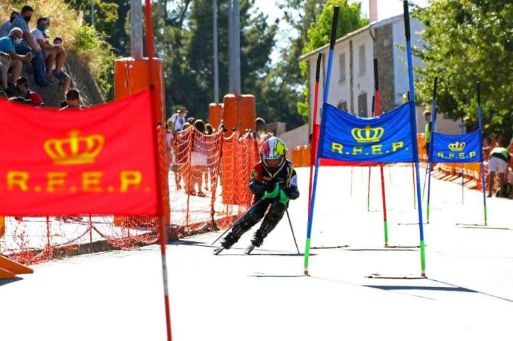 Un momento de la competición, imagen REP Luis Velasco