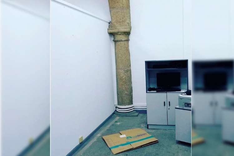 Instalaciones municipales para el despacho del PP de Béjar