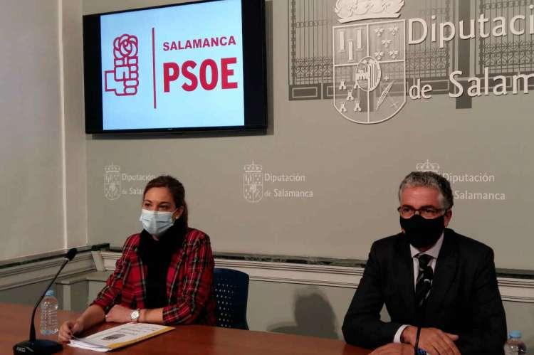Manuel Ambrosio Sánchez y Beatriz Martín