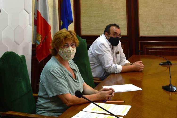 Alcaldesa, Elena Martín, imagen de Archivo