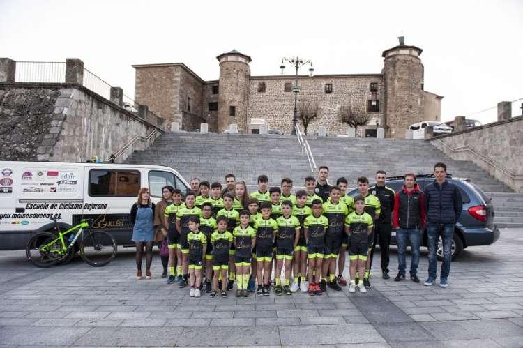 Escuela de Ciclismo Moisés Dueñas