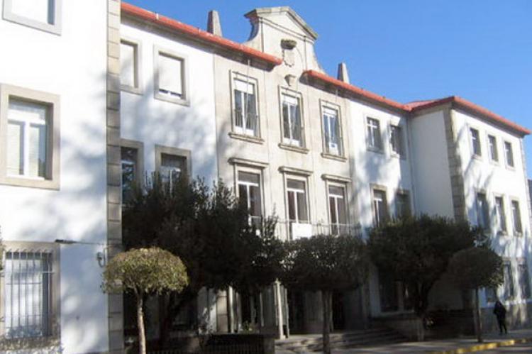 Fachada de la Escuela Oficial de Idiomas de Béjar