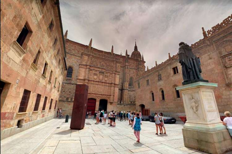 Escuelas Mayores Universidad de Salamanca