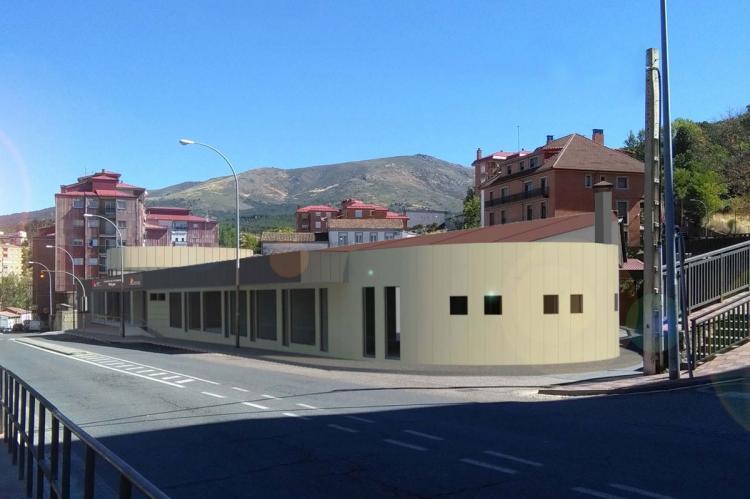 Bejar, estación de autobuses