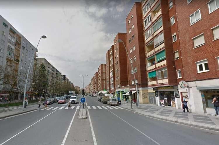 Avenida Federico Anaya de Salamanca