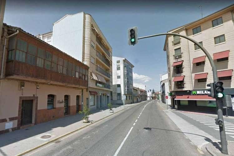 Calles de Guijuelo