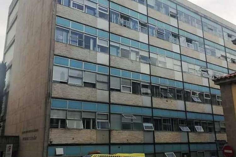 Edificio del Hospital de Béjar