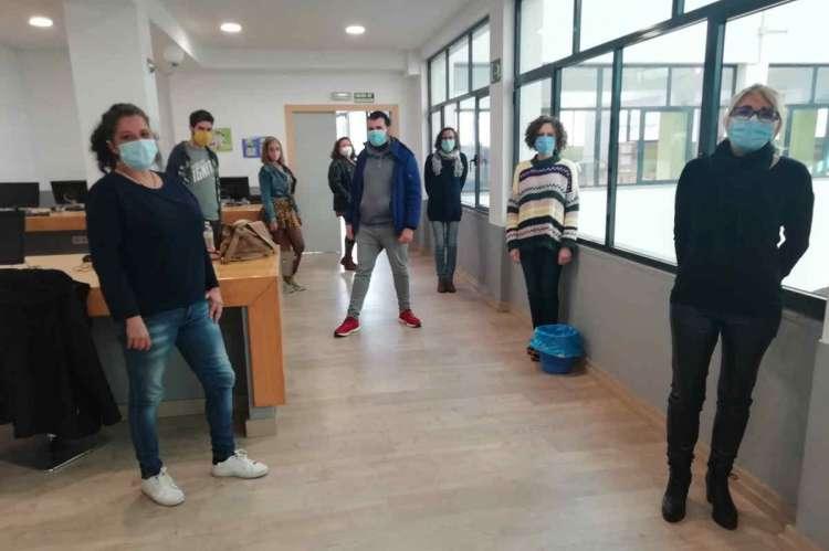 Inicio Lanzadera de empleo en Béjar
