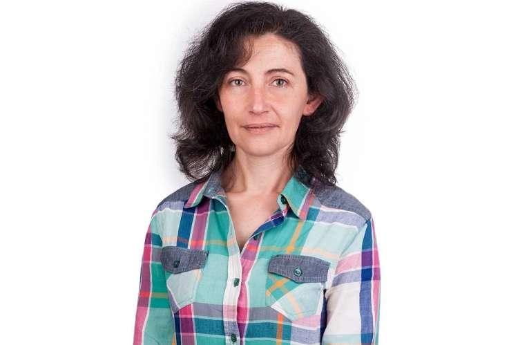 Isabel López, candidata a alcaldesa por Entre Todos Izquierda Unida