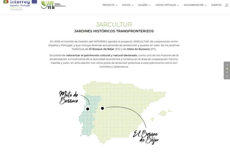 Página web de Jarcultur