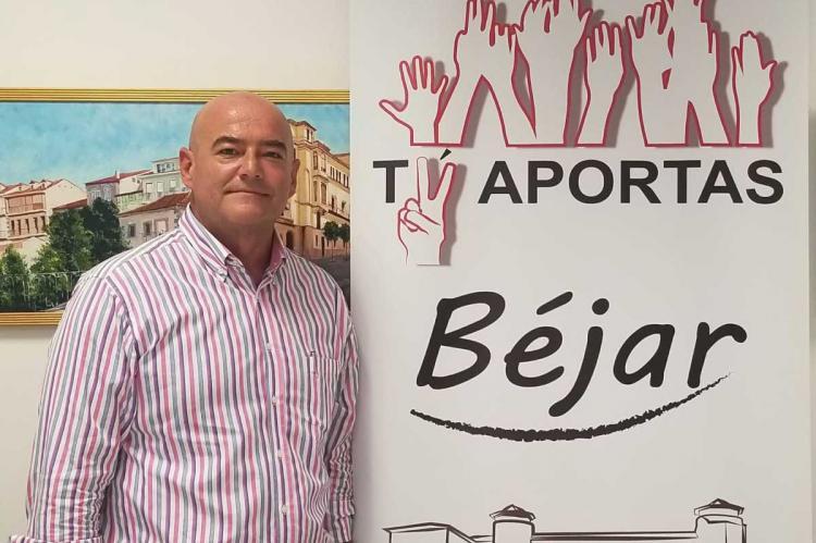 Javier Garrido Novoa Candidato de TAB a la alcaldía