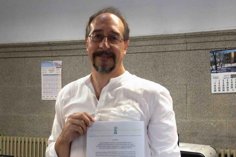 José Muñoz autor artículos sobre El Bosque de Béjar