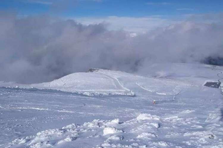 Estación de esquí La Covatilla, Imagen PP de Béjar