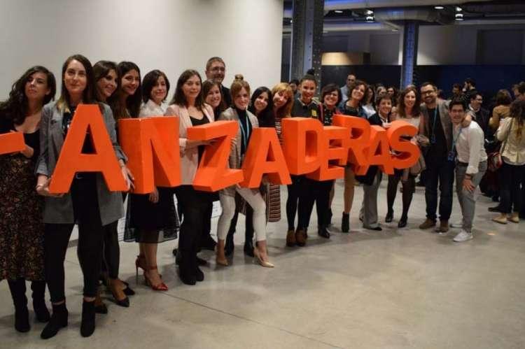 Participantes de Lanzadera Empleo, imagen fundación Santa Maria La Real
