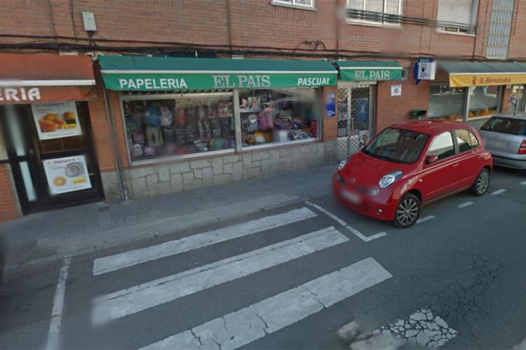 Librería Pascual, Béjar